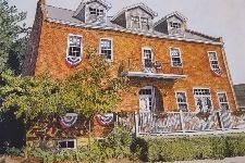 You are currently viewing Red Brick Inn of Augusta