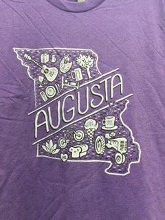Augusta Tee Shirt – Purple