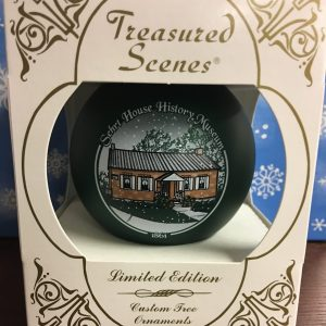 Sehrt House Holiday Ornament – 2016