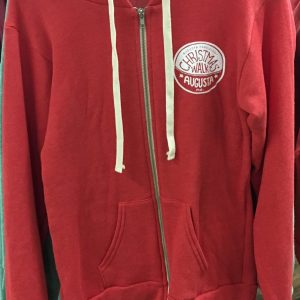 Christmas Hoodies-Red