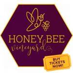 Honey Bee Vineyards logo