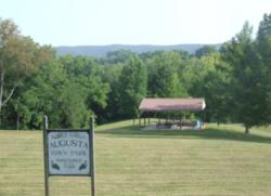 augusta mo town park