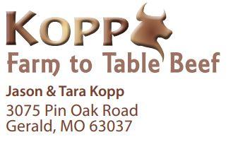 Kopp Farm to Table