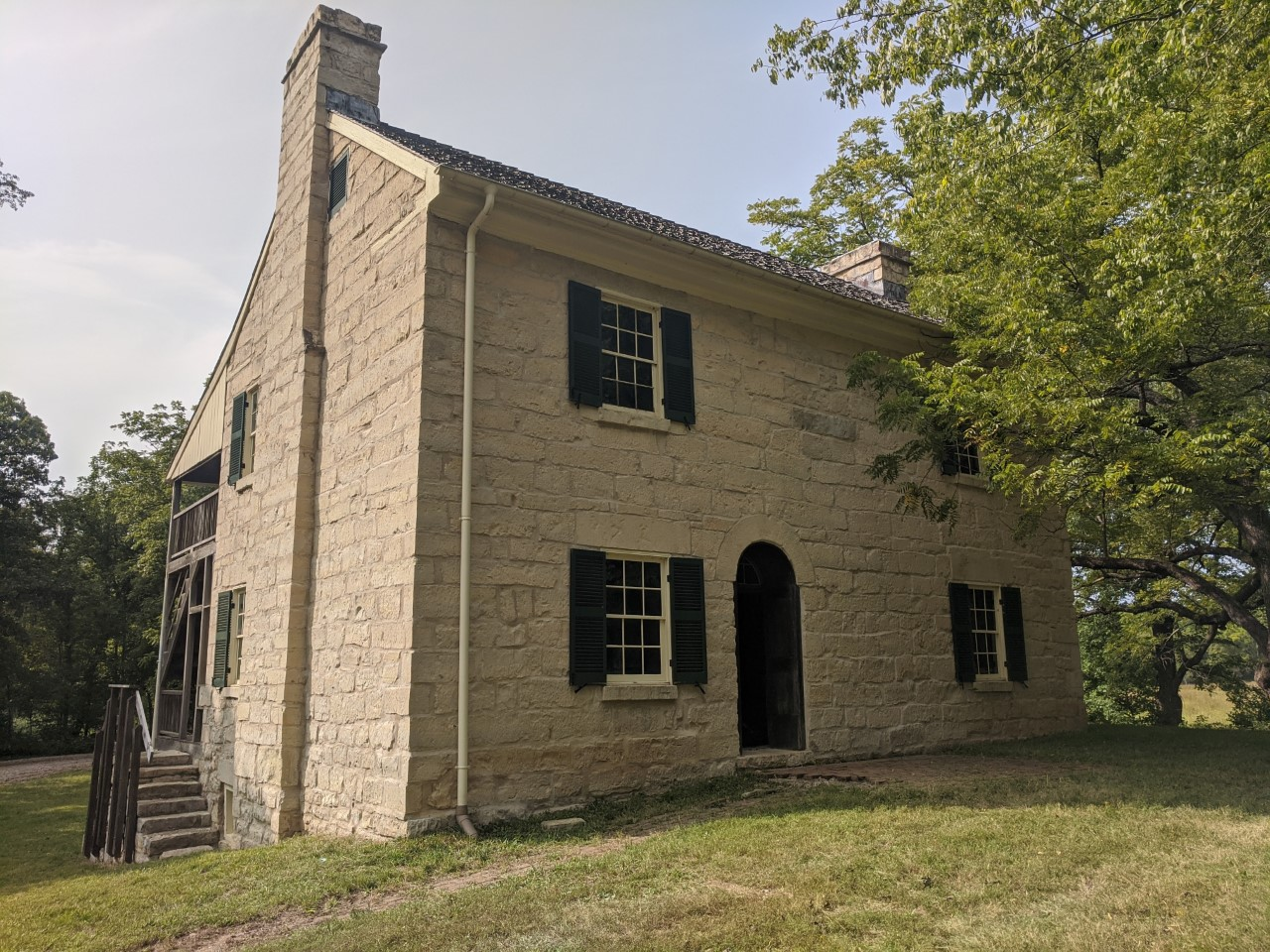 The Hays Home at Matson Hill Park