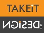 TakeIt Design Logo SQ