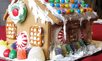 gingerbread house 354x212