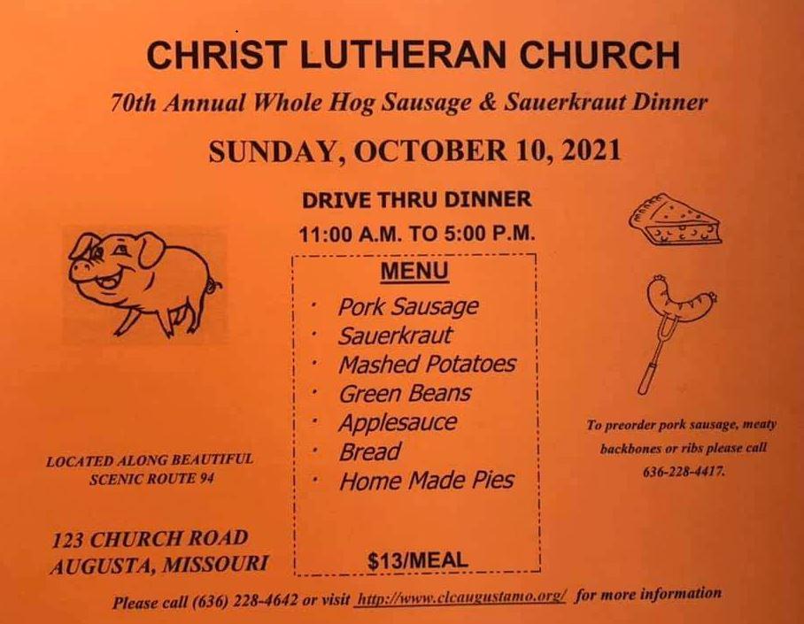 Christ Lutheran Church
